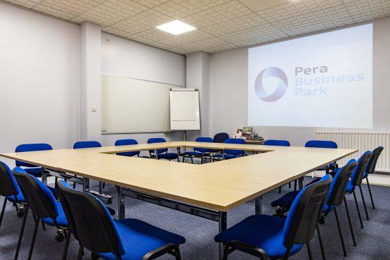 pera business park meeting room